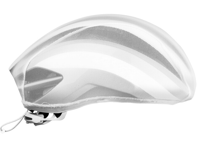 GripGrab BugShield Helmet Cover, white